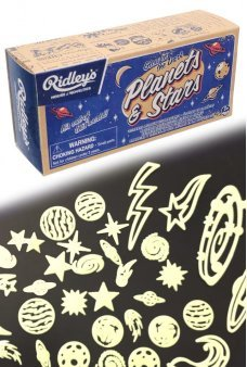 Ridleys Planets Stars Glow in the Dark