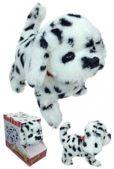 Dottie Dalmatian Mechanical Playful Puppy