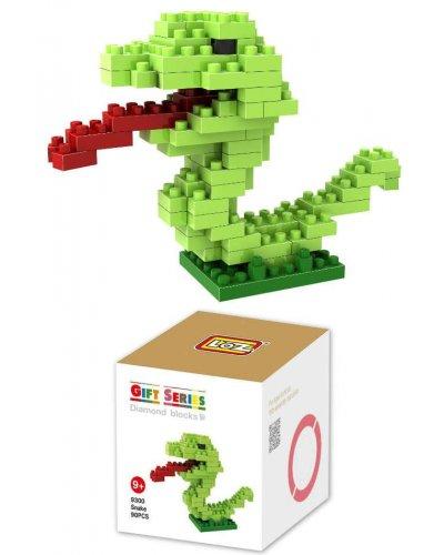 Snake Micro Blocks Nano Lego Loz Kit