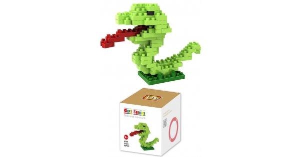 Snake Micro Loz Blocks Kit Nano Size Lego Blocks