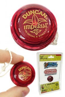 Duncan Imperial YoYo Red World's Smallest
