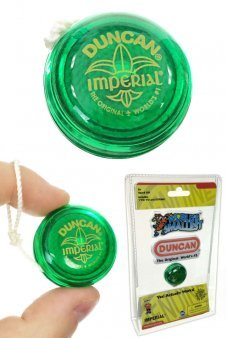 Duncan Imperial YoYo Green World's Smallest