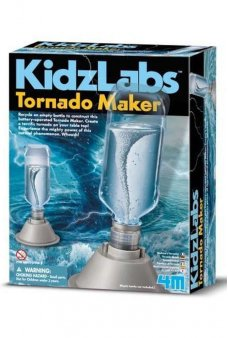 Kidzlabs Tornado Maker Kit Weather Science