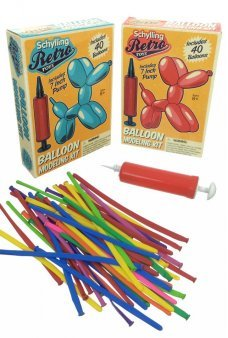 Balloon Modeling Kit with Pump Schylling