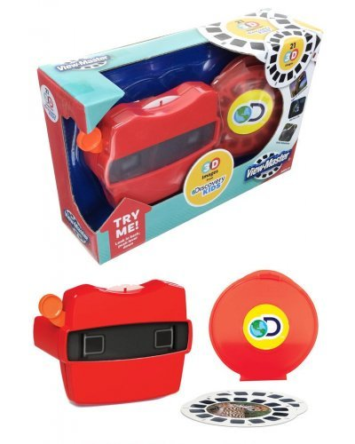 View Master 3D Viewer Discovery Kids Set