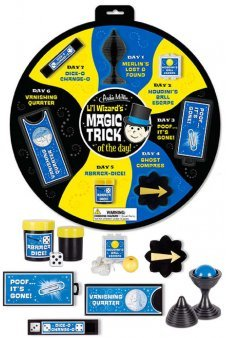 Li'l Wizard Magic Tricks of the Day Set of 7