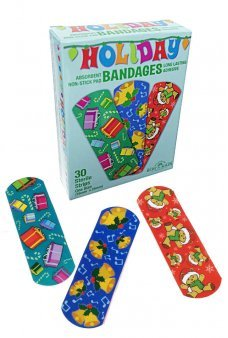 Christmas Holiday Bandages Kurt S Adler