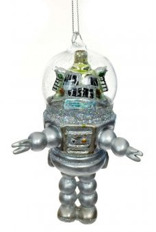 Lost in Space Robot Christmas Ornament
