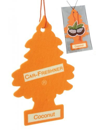 Coconut Smell Little Tree Retro Car Ornament