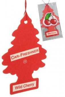 Wild Cherry Scented Tree Auto Ornament