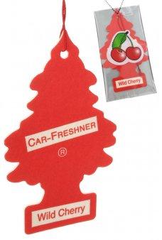 Wild Cherry Scented Tree Auto Ornament