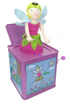 Lillie the Fairy Jack in a Box Twinkle Little Star