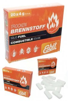 Solid Fuel Refill for Steam Engines 20 Bricks