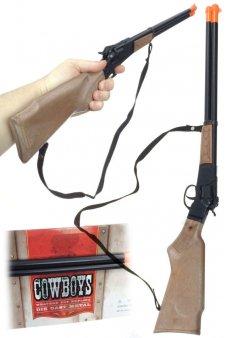 Li L Ranger Rifle Cowboy 8 Shot Cap Gun