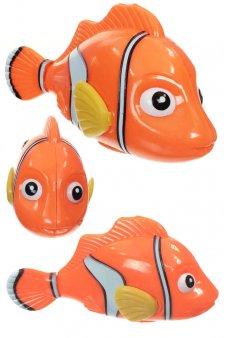 Nemo Clown Fish Swimmer Water Windup