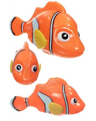 Nemo Clown Fish Swimmer Water Windup