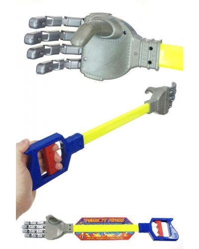 Robot Hand Real Robotic Motion Finger Grip