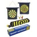 Large Dart Board Magnetic Reversable Target