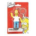 Homer Simpson Key Ring Bendable NJ Croce