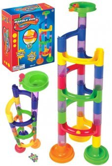 Marble Run 37 Pieces Construction Set