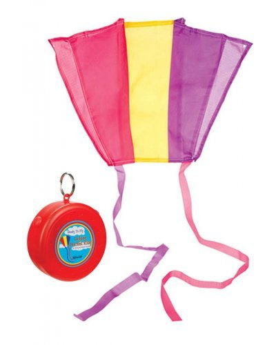 Deluxe Pocket Kite Ready to Fly Colors