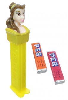 Princess Belle PEZ Candy Dispenser Disney