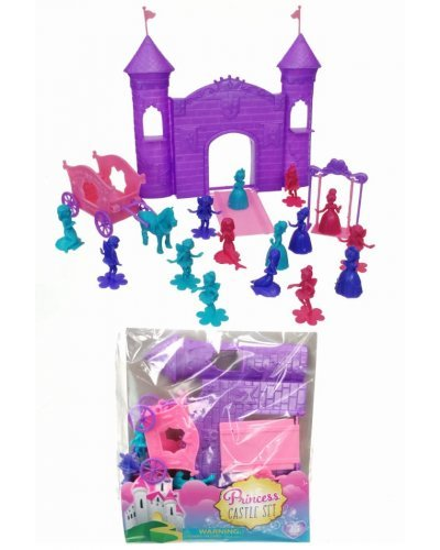 Princess Castle Playset Horse and Carriage