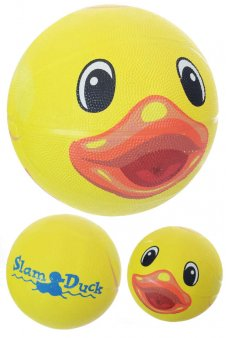 Rubber Duck Basketball Playground Ball
