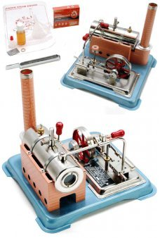 Jensen Steam Engine 65 Boiler Science Kit