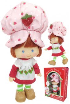 Strawberry Shortcake Doll the Original 7 in
