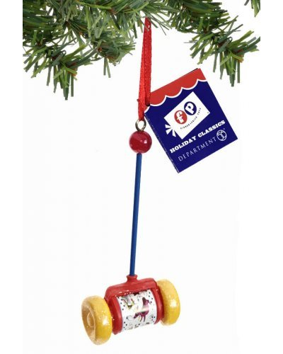 Fisher Price Push Toy Roller Ornament