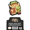 Zelda Link Orange Sword Sours Candy Tin
