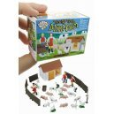 Teeny Tiny Mini Farm Playset 31 Pieces