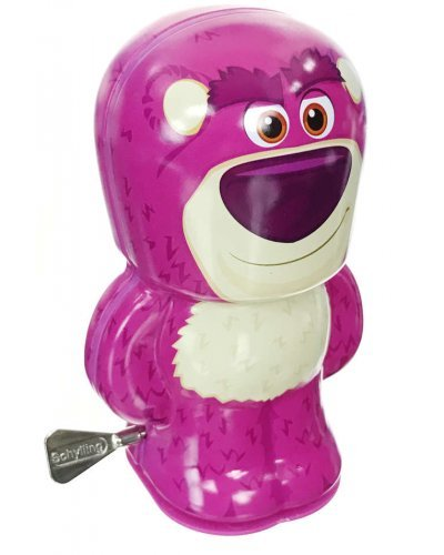 Lotso Bear Bebop Tin Toy PXBL Windup