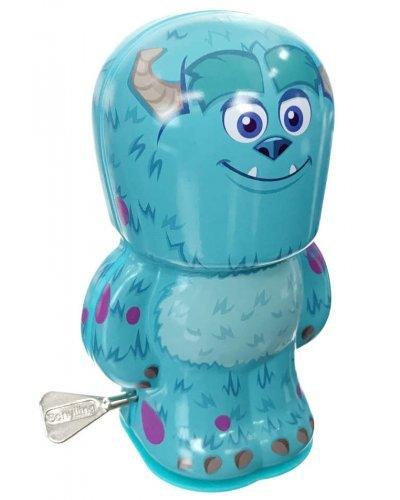 Sully Tin Toy Windup Monsters Inc Bebop