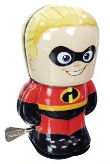 Dash Incredibles Tin Toy Windup Bebop Boy