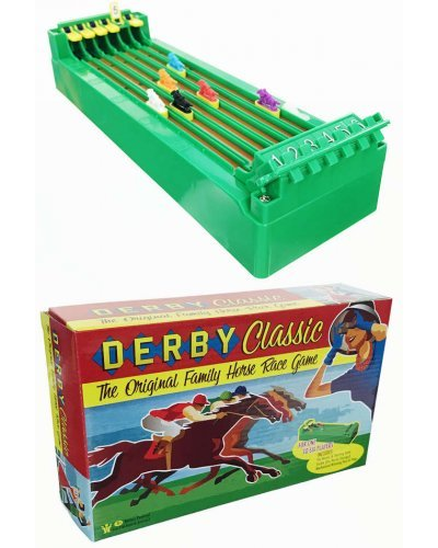 Derby Classic Horse Race Mechanical Game