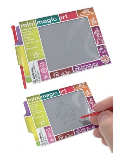 Mini Magic Art Tablet Worlds Smallest Slate