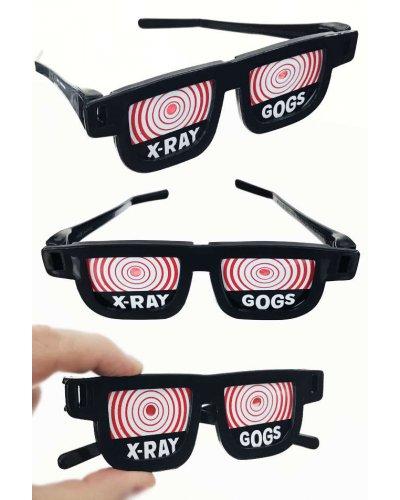 X-Ray Glasses Illusion Retro Illusion Joke