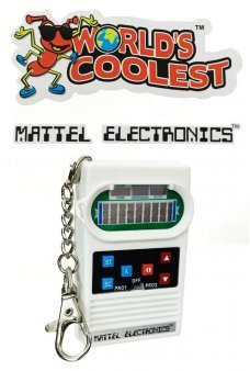 Mini Mattel Football Game Smallest 1977