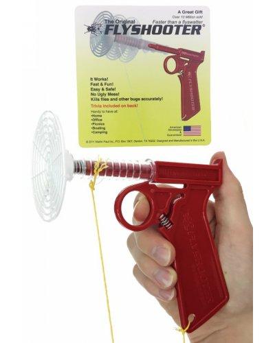 Original FlyShooter Fly Swatter Bug Gun