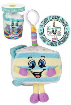 Birthday Cake Jake Scented Backpack Clip