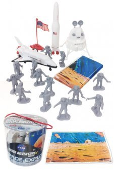 Astronaut Space Adventure NASA Playset