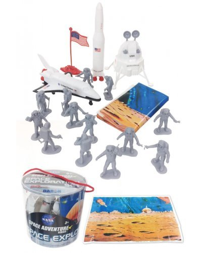 Astronaut Space Adventure NASA Playset