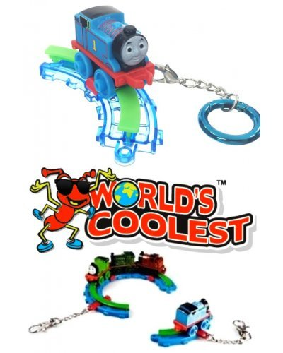 Thomas and Friends Mini Keychain Track