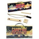 Campfire Bow Drill Kit Friction to Flame USA