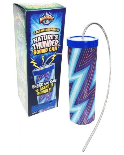 Thunder Can Nature Science Loud Toy