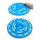 Flying Saucer Space Age Disc Bright Blue