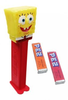 Sponge Bob Square Pants PEZ Candy Nick