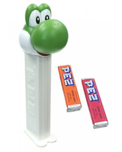 Yoshi PEZ Candy Nintendo Dinosaur Mario